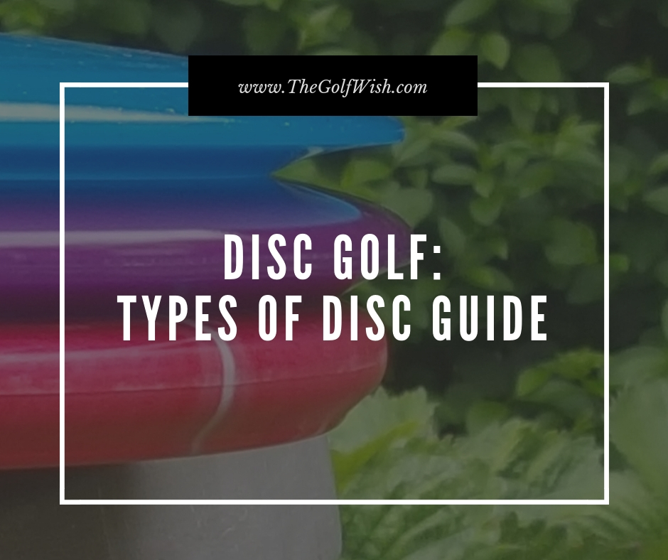 disc-golf-different-types-of-discs